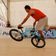 Stock Photo: Manuel Valonero in Flatland Field Control'07