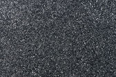 Closeup of dark grey granite — Stock Photo