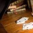 Royalty-Free Stock Photo: Playing Cards Still life