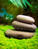 Zen steine — Stockfoto