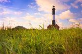 Fire island lighthouse — Stock Photo