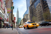 34th Street NYC — Stock Photo
