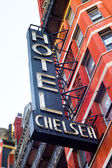 Chelsea hotel new york — Photo