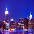 NYC Skyline — Stock Photo #11472919