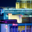 Vegas Resorts — 图库照片