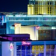 Vegas Resorts — Stockfoto