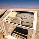 Salt Flats Death Valley CA — Stock Photo #11597821