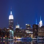 NYC Skyline — Stock Photo #11831196