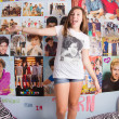 Stock Photo: One Direction Music Fan