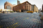 歴史的なミート ・ パッキング地区ニューヨーク — ストック写真
