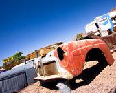 Junkyard Beatty Nevada — Stock Photo