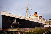 Queen Mary — Stock Photo