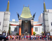 Grauman's Chinese Theater — Stock Photo