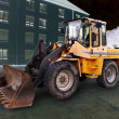 Bulldozer working on Germroads — Stock Photo #11049208
