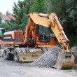 Road construction — Stock Photo #11049898