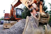 Para la construcción en alemania — Foto de Stock