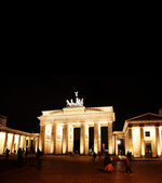 Attraction of berlin — Stock Photo