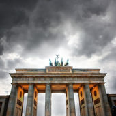 Holiday in berlin — Stock Photo