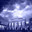 Gate of Berlin - Stock Photo