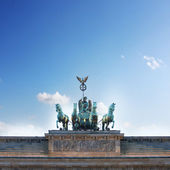 Berlin symbol — Stock Photo