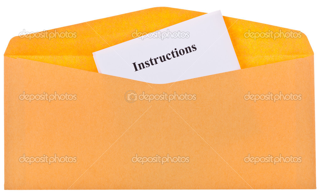 Open envelope with looking out the corner of the letter — Stock Photo #11251502