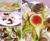 Creative food — Stock Photo