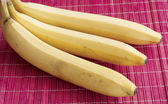 Ripe sweet bananas — Stockfoto