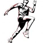 Runner — Stock Vector #11055138