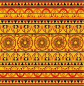 Ancient Pattern — Stock Vector