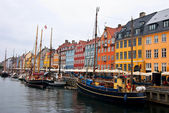 Waterfront Copenhagen. — Stock Photo