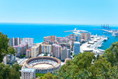 Malaga. — Stock Photo
