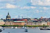 Stockholm. — Stock Photo