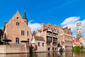 Bruges, — Stock Photo