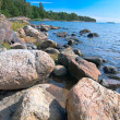 Coast of the Baltic Sea. — Stock Photo