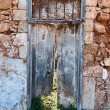 Stockfoto: Old door.