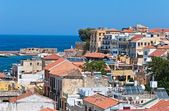 View of Chania. — Stock Photo