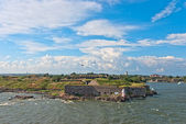 Fortress of Suomenlinna. — Stock Photo