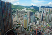Panorama of Hong Kong — Stock Photo