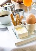 Frukost — Stockfoto