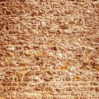 Brown grungy wall - Foto Stock