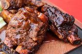 Grilled steak — Foto Stock