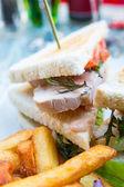 Sandwich — Stockfoto