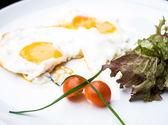 Připravené vajíčko — Stock fotografie