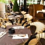 Coffee terrace — Stock Photo #11712568