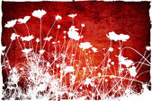 Multicolor foliage background — Stock Photo