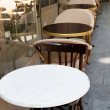 Stock Photo: Coffee terrace