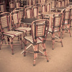 Coffee terrace — Stock Photo #11838764