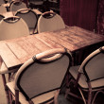 Coffee terrace — Stock Photo #11838865