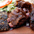 Grilled steak — Stock Photo #12074153