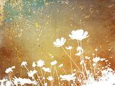 Astratto di fiore — Foto Stock